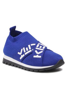 Kenzo Kenzo Sneakersy K29026 Niebieski