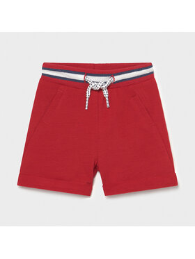 Mayoral Mayoral Sportshorts 1212 Rot Regular Fit