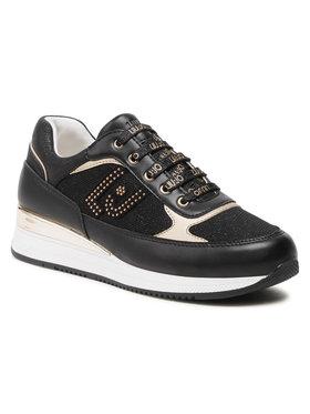 Liu Jo Liu Jo Sneakersy Connie 87 4A1751 EX030 D Černá