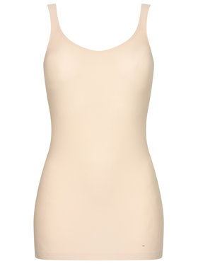 Triumph Triumph Top Smart Micro 10207601 Beige Slim Fit