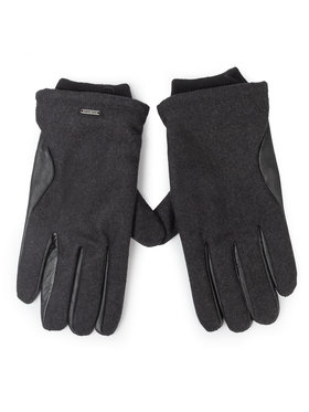 Pepe Jeans Pepe Jeans Pánské rukavice Antuan Gloves PM080051 Černá