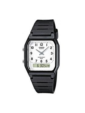 Casio Casio Uhr AW-48H-7BVEG Schwarz