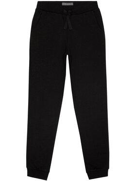 Guess Guess Spodnie dresowe J93Q19 K5WK0 Czarny Regular Fit