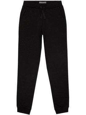 Guess Guess Teplákové kalhoty J93Q19 K5WK0 Černá Regular Fit