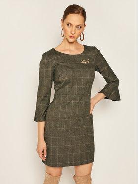 Liu Jo Liu Jo Džemper haljina WF0294 T4523 Smeđa Regular Fit
