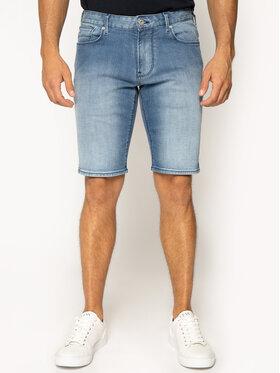 Emporio Armani Emporio Armani Szorty jeansowe 3H1PA6 1D4DZ 0942 Niebieski Slim Fit