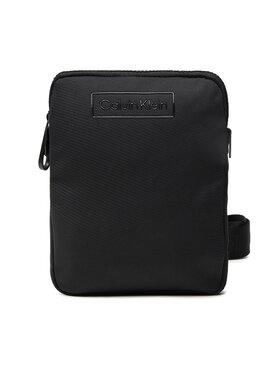 Calvin Klein Calvin Klein Мъжка чантичка Ck Code Flatpack K50K507320 Черен