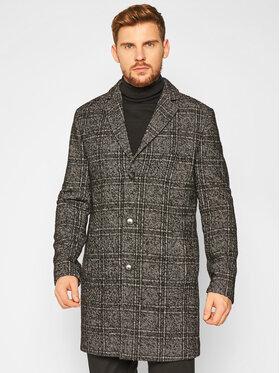 Roy Robson Roy Robson Gyapjú kabát 3990-98 Színes Slim Fit