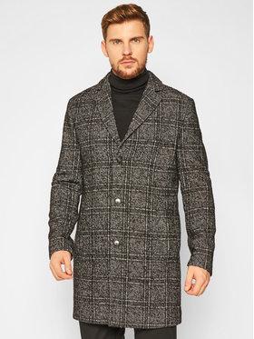 Roy Robson Roy Robson Μάλλινο παλτό 3990-98 Έγχρωμο Slim Fit