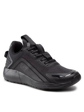 EA7 Emporio Armani EA7 Emporio Armani Sneakers X8X077 XK188 N543 Nero