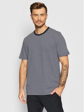 Selected Homme Selected Homme T-Shirt Norman 16080129 Tmavomodrá Regular Fit