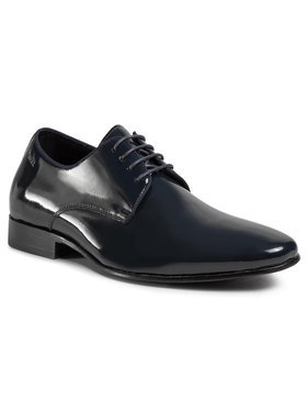 Digel Digel Chaussures basses Silvano 1001980 Bleu marine