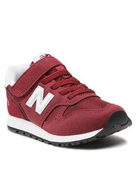 New Balance New Balance Sneakersy YV373KR2 Bordowy