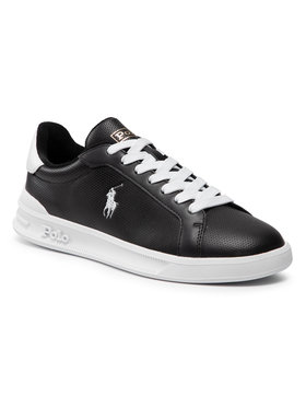 Polo Ralph Lauren Polo Ralph Lauren Sneakersy Hrt Ct II 809829825001 Czarny