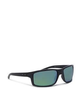 Oakley Oakley Okulary przeciwsłoneczne Gibston 0OO9449-1560 Czarny