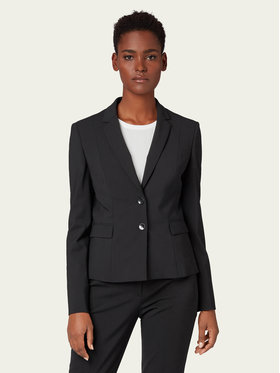 Boss Boss Blazer Jaru 50291839 Schwarz Regular Fit