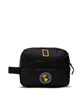National Geographic National Geographic Τσαντάκι μέσης Toiletry Bag N16981.06 Μαύρο
