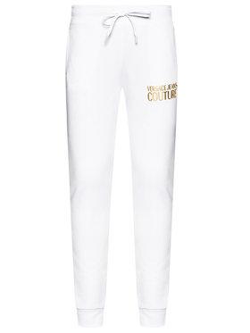 Versace Jeans Couture Versace Jeans Couture Jogginghose A1HWA1TA Weiß Regular Fit