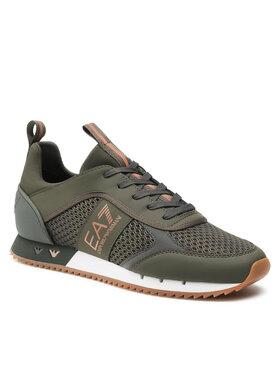 EA7 Emporio Armani EA7 Emporio Armani Sneakers X8X027 XK050 Q216 Verde