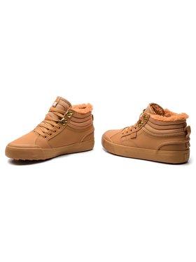 DC Sneakersy Evan Hi Wnt ADJS300188 Hnedá
