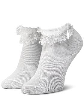 Mayoral Mayoral Vysoké dětské ponožky 9246 Bílá