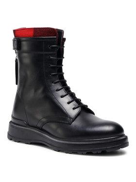 Woolrich Woolrich Členková obuv WFW202.535.4070 Čierna