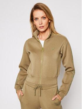 Guess Guess Sweatshirt Scuba O1RA30 K7UW0 Grün Regular Fit