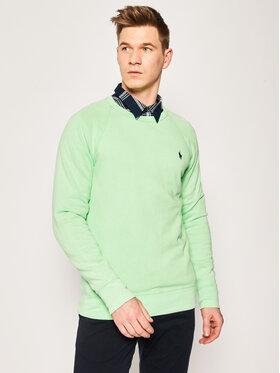 Polo Ralph Lauren Polo Ralph Lauren Μπλούζα 710644952 Πράσινο Regular Fit