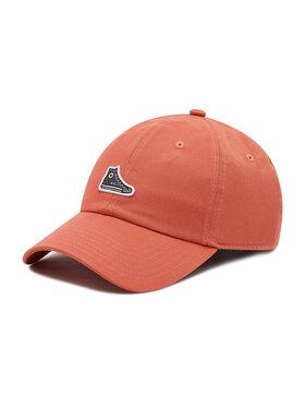 Converse Converse Καπέλο Jockey 10021035-A04 Κόκκινο