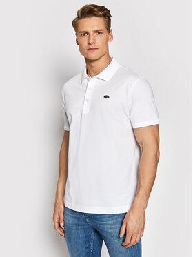 Lacoste Lacoste Polo YH4801 Biały Slim Fit
