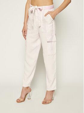 Guess Guess Regular Fit Jeans Silvia Cargo W02B06 WCRT1 Rosa Regular Fit