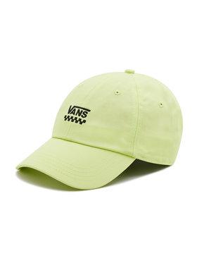 Vans Vans Καπέλο Jockey Court Side Hat VN0A31T6TCY1001 Κίτρινο
