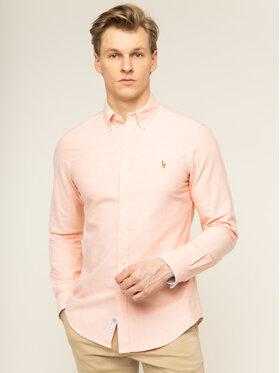 Polo Ralph Lauren Polo Ralph Lauren Košile Classics 710784299013 Oranžová Slim Fit