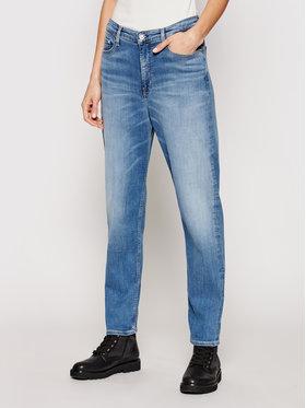 Calvin Klein Calvin Klein Traperice K20K202985 Tamnoplava Slim Fit