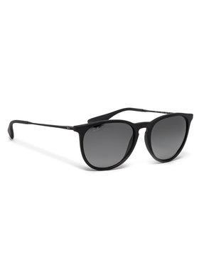 Ray-Ban Ray-Ban Slnečné okuliare Erika 0RB4171 622/T3 Čierna