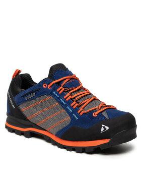 Bergson Bergson Παπούτσια πεζοπορίας Kadam Low Stx Σκούρο μπλε