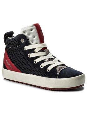 Geox Geox Auliniai batai J Alonisso B. A J822CA 01422 C0661 S Tamsiai mėlyna