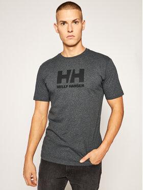 Helly Hansen Helly Hansen Marškinėliai 33979 Pilka Regular Fit