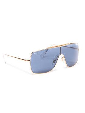Ray-Ban Ray-Ban Γυαλιά ηλίου Wings II 0RB3697 9050/80 Σκούρο μπλε