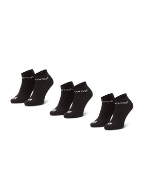 Salomon Salomon Súprava 3 párov nízkych členkových ponožiek Live Low 3 Pack 09949 58 E0 Čierna
