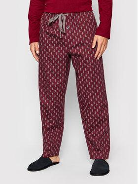 Cyberjammies Cyberjammies Spodnie piżamowe Frankie 6645 Bordowy