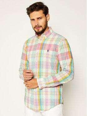 Polo Ralph Lauren Polo Ralph Lauren Košile Classics 710805575003 Barevná Custom Fit