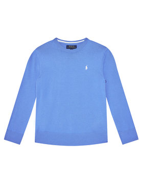 Polo Ralph Lauren Polo Ralph Lauren Sweater Classics 321799887018 Kék Regular Fit