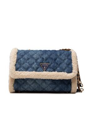 Guess Guess Handtasche Cessily HWHD7 679210 Blau