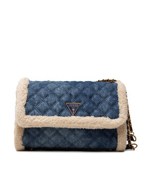 Guess Guess Rankinė Cessily HWHD7 679210 Mėlyna