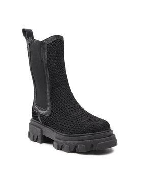 Carinii Carinii Chelsea cipele B7431 Crna