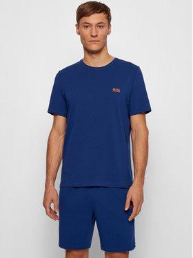 Boss Boss T-Shirt Mix&Match 50381904 Modrá Regular Fit