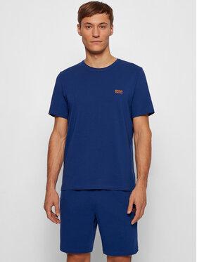Boss Boss T-shirt Mix&Match 50381904 Plava Regular Fit