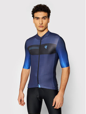 Quest Quest Φανέλα ποδηλασίας Essential Σκούρο μπλε Slim Fit
