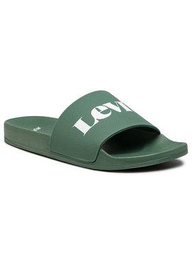 Levi's® Levi's® Šlepetės 233020-753-32 Žalia